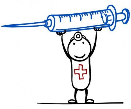 Горячая линия по вакцинопрофилактике (в рамках Всемирной недели иммунизации)