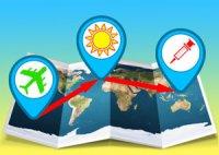 Рекомендации о мерах безопасности и возможных эпидемиологических угрозах на популярных туристических направлениях
